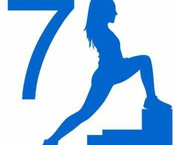 7 minutes workout logo
