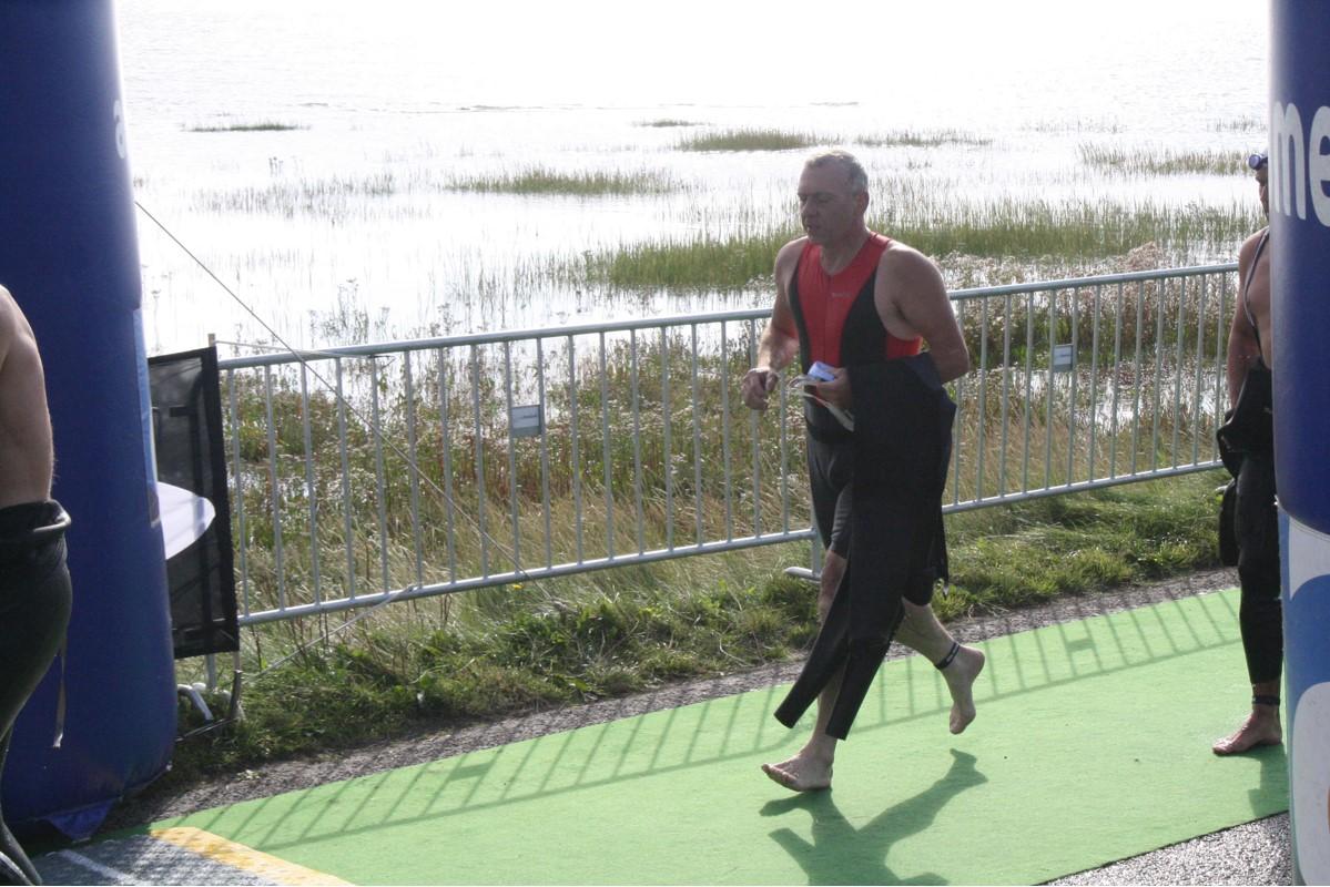 2012 – 12 september - Tri-Ambla, off road triathlon Ameland.