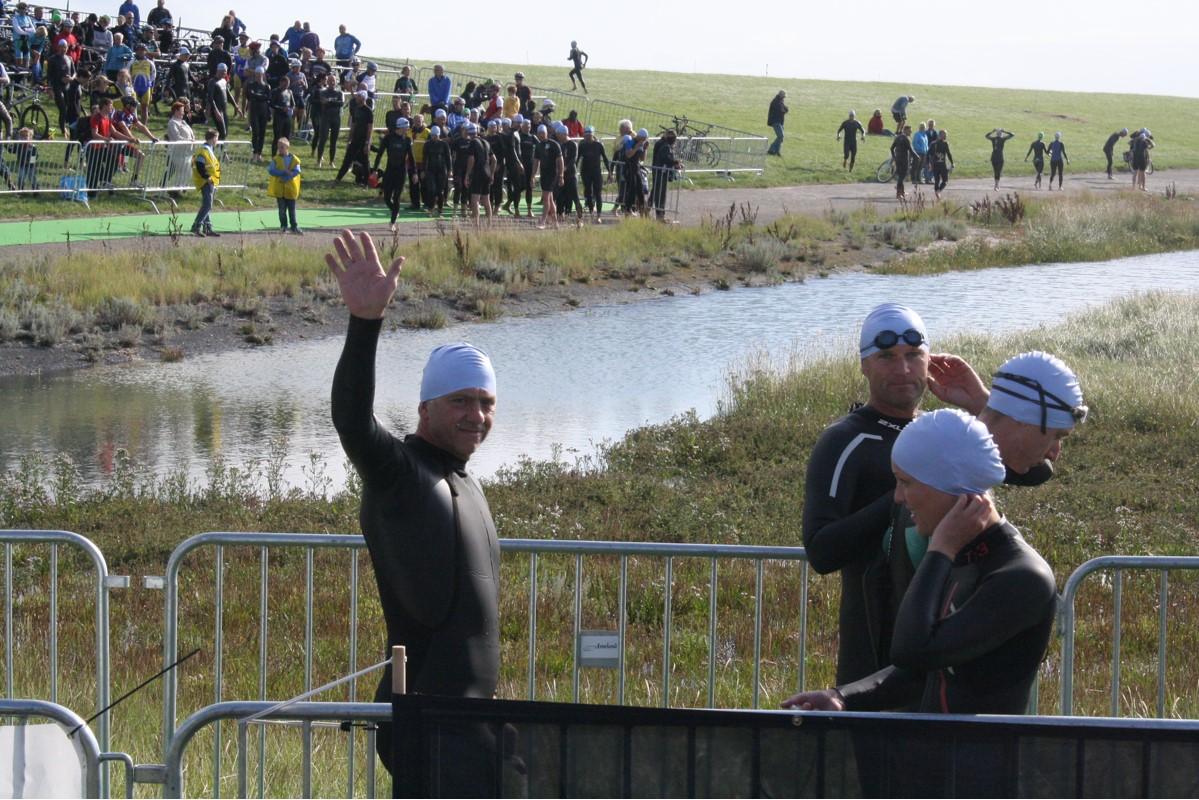 2012 – 12 september - Tri-Ambla, off road triathlon Ameland