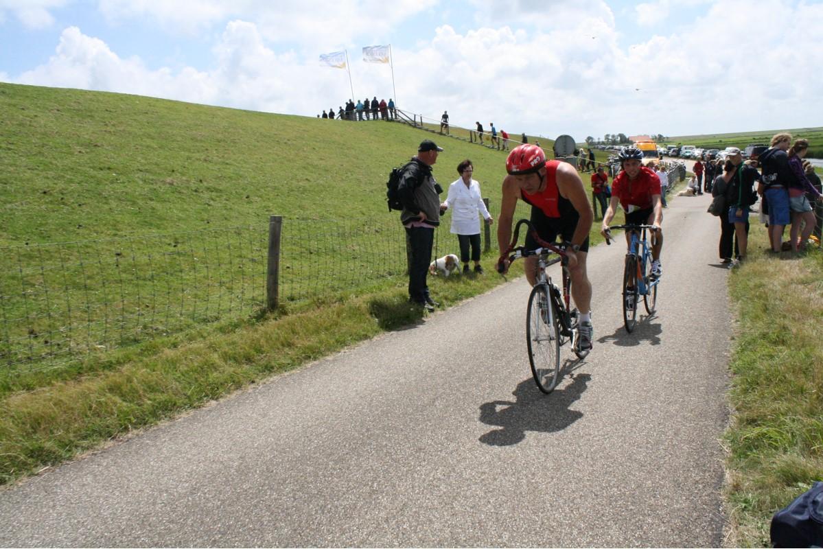 2011 – 11 juli - Triathlon Texel
